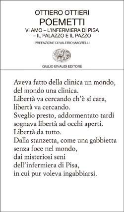 Poemetti: Vi amo - Linfermiera di Pisa - Il palazzo e il pazzo  by  Ottiero Ottieri