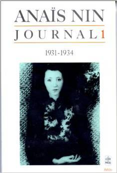 Journal 1, 1931-1934  by  Anaïs Nin