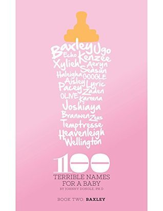 100 Terrible Names For A Baby: Volume 2  by  Johnny Dongle