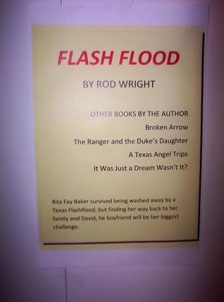 Flash Flood  by  Rod Wright
