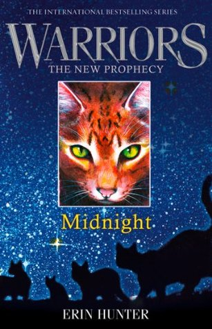 MIDNIGHT (Warriors: The New Prophecy, Book 1)  by  Erin Hunter