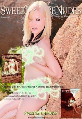 Amanda and Friends Present Amanda Heavy Boulders - SweetNatureNudes Issue #38  by  David Weisenbarger