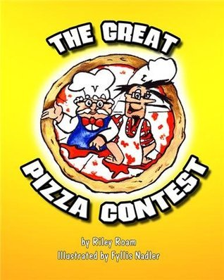 The Great Pizza Contest  by  Riley Roam