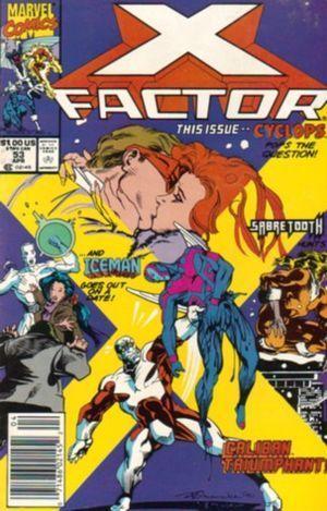 X-Factor #53 Louise Simonson