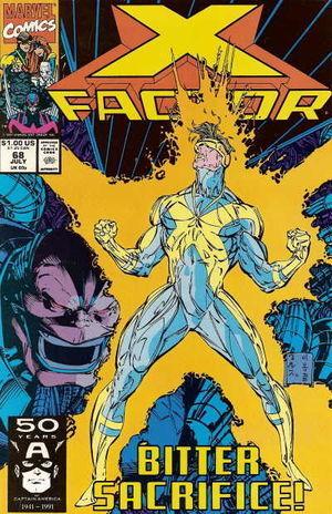 X-Factor #68 Jim Lee