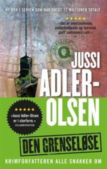 Den grenseløse Jussi Adler-Olsen