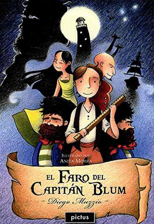 El faro del Capitán Blum  by  Diego Muzzio