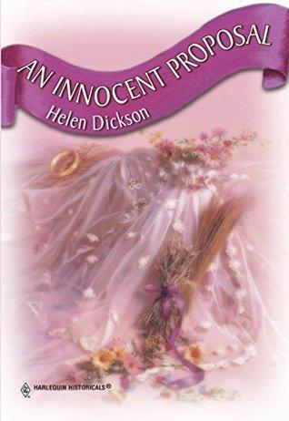 An Innocent Proposal Helen Dickson