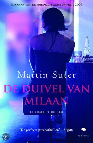 De Duivel van Milaan Martin Suter