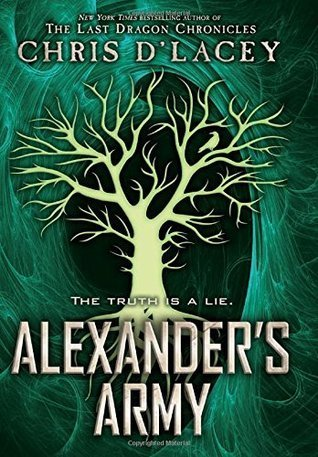 UFiles #2: Alexanders Army Chris dLacey