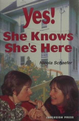 Yes, She Knows Shes Here Nicola Schaefer