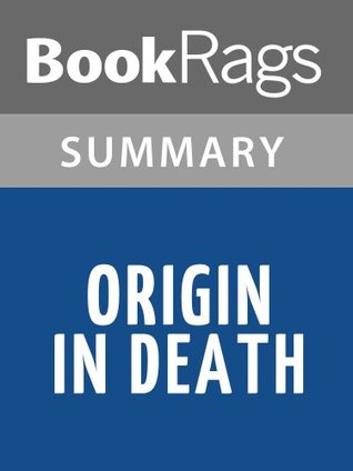 Origin in Death Nora Roberts l Summary & Study Guide by BookRags