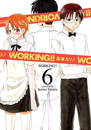 WORKING!! 6巻 高津カリノ
