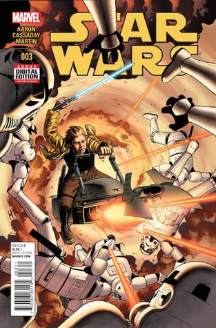 Marvel Star Wars #3 Jason Aaron