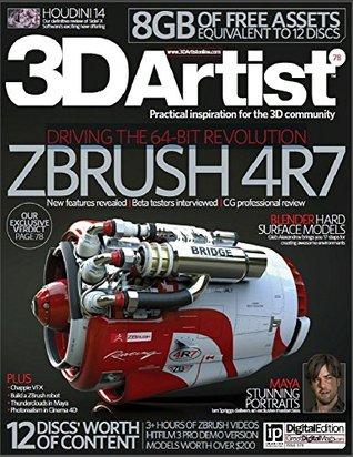 3D Artist: DRIVING THE 64-BIT REVOLUTION  by  3D Artist