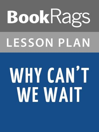 Why We Cant Wait Lesson Plans BookRags