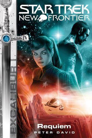 Excalibur: Requiem (Star Trek: New Frontier, #7)  by  Peter David