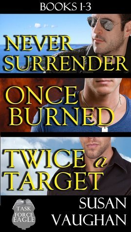 Task Force Eagle Boxed Set (Books 1-3)  by  Susan Vaughan