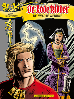 De zwarte weduwe (De Rode Ridder #241)  by  Marc Legendre