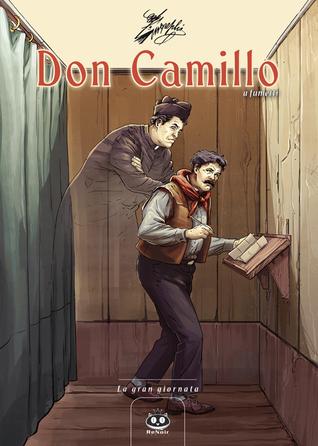 Don Camillo a fumetti. La gran giornata Davide Barzi