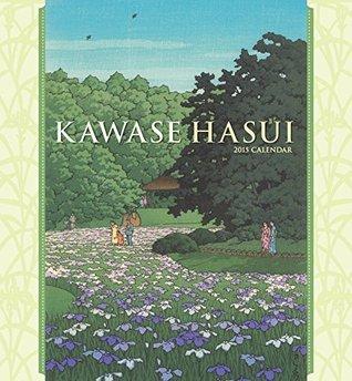 Kawase Hasui 2015 Calendar  by  Kawase Hasui