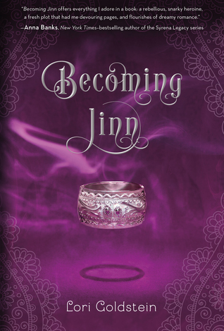 Becoming Jinn (Becoming Jinn, #1) Lori  Goldstein