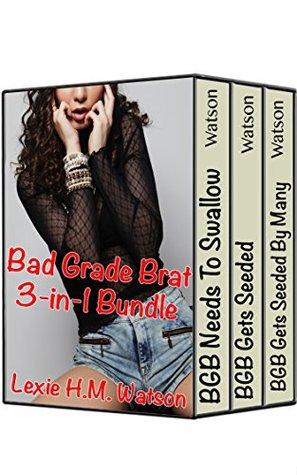Bad Grade Brat 3-in-1 Bundle Lexie H.M. Watson