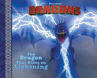 The Dragon That Rides on Lightning  by  Cordelia Evans