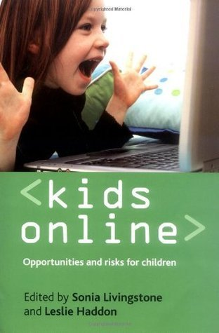 Kids online  by  Sonia M. Livingstone