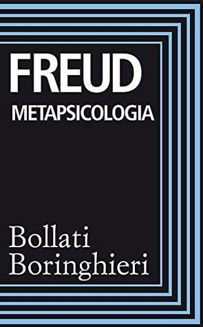 Metapsicologia  by  Sigmund Freud