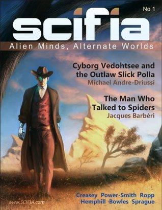 Scifia No 1  by  Adam Sprague