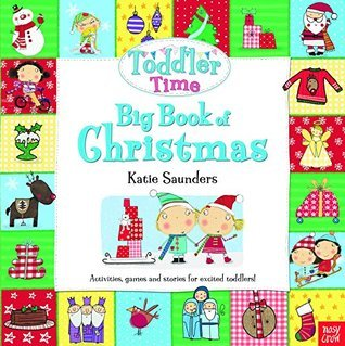 Toddler Time: Big Book of Christmas Katie Saunders