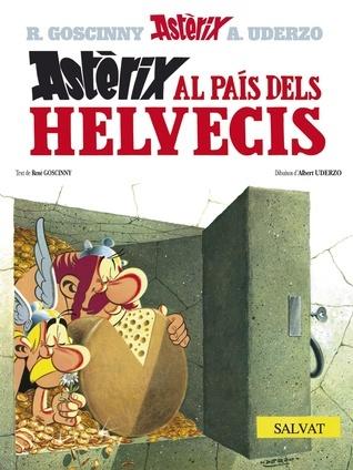 Astèrix Al País Dels Helvecis René Goscinny