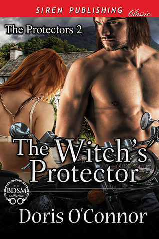The Witchs Protector (The Protectors, #2)  by  Doris OConnor