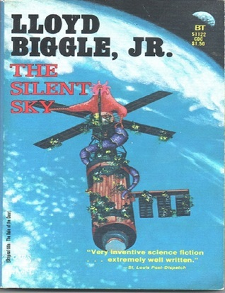 The Silent Sky  by  Lloyd Biggle Jr.