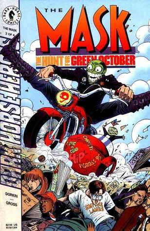 The Mask: The Hunt For Green October  by  Evan Dorkin