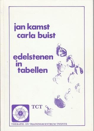 Edelstenen in Tabellen  by  Jan Kamst