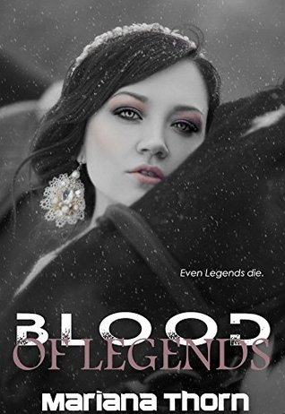Blood of Legends (Blood of Shadows Series Book 2)  by  Mariana Thorn