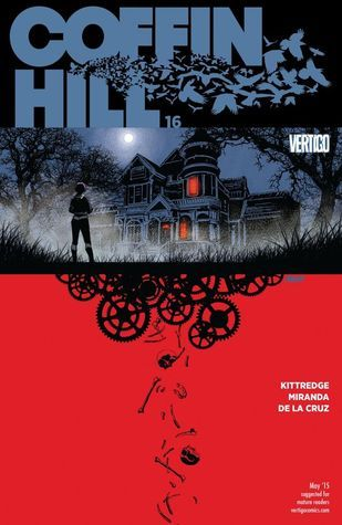 Coffin Hill (2013 -) #16  by  Caitlin Kittredge