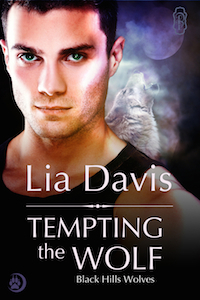 Tempting the Wolf (Black Hills Wolves, #13)  by  Lia Davis
