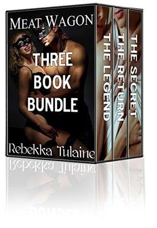 Meatwagon Three Book Bundle  by  Rebekka Tulaine