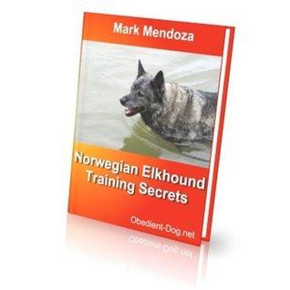 Norwegian Elkhound Training Secrets  by  Mark Mendoza
