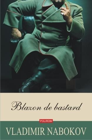 Blazon de bastard  by  Vladimir Nabokov