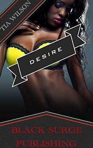 Desire - Three Book Bundle Black Surge Publishing