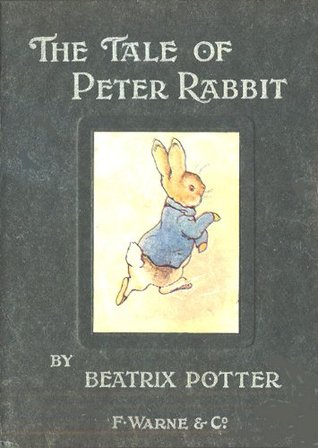 THE TALE OF PETER RABBIT (non illustrated)  by  Beatrix Potter