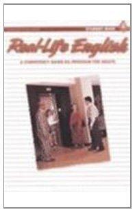 Real-Life English: Student Edition Intermediate (Book 4) 1994 STECK-VAUGHN