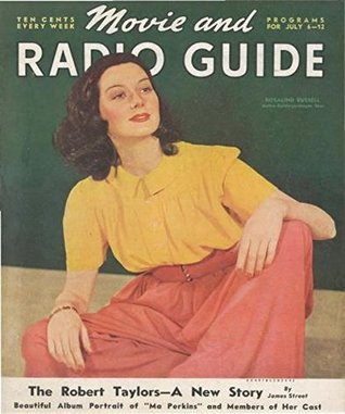 Magazine Movie and Radio Guide Week Ending Of 1940  by  Movie and Radio Guide Movie and Radio Guide