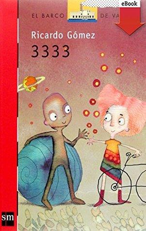 3333 (eBook-ePub) (Barco de Vapor Roja) Ricardo Gómez Gil
