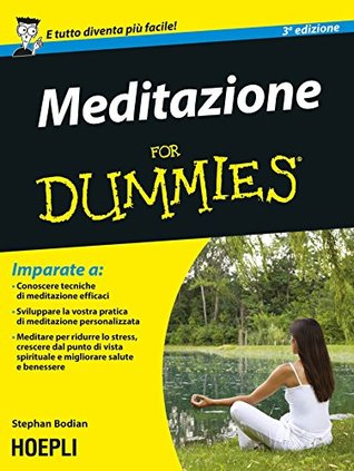 Meditazione for Dummies  by  Stephan Bodian