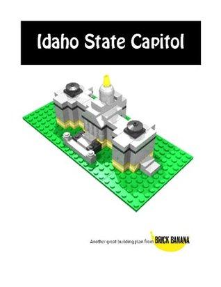 Idaho Capitol Building  by  Brick Banana